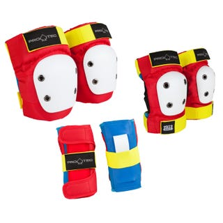 Street Gear Junior 3 Pack - Retro
