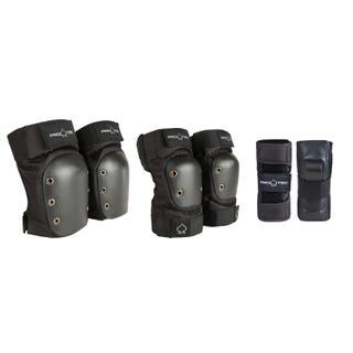 Street Gear Junior 3 Pack - Black