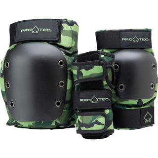 Street Gear Junior 3 Pack - Camo