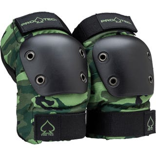 Street Elbow Pads Junior - Camo